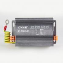 LY-S12V/JB3 网络电源二合一百兆防雷器